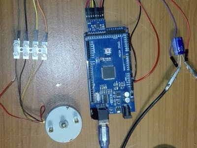 Stepper Motor Control with STSPIN820 Evaluation Board