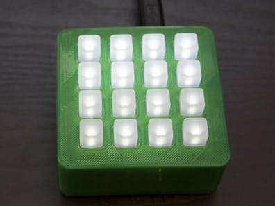 Gaming Keypad Using Thrilles