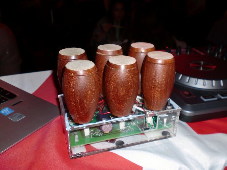 Mini Electronic Congas