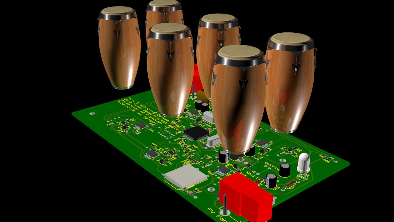 Mini electronic congas 1 yejqrf4ec8