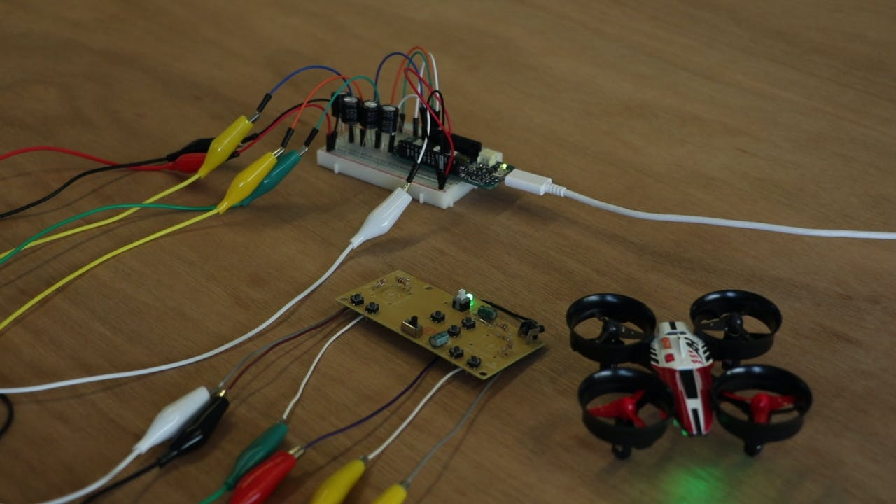 Mind Control Drone Electronic Components Blog Pest Repeller Circuit