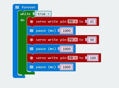 How to Control Mini Servo Using BBC Micro:bit - Hackster io