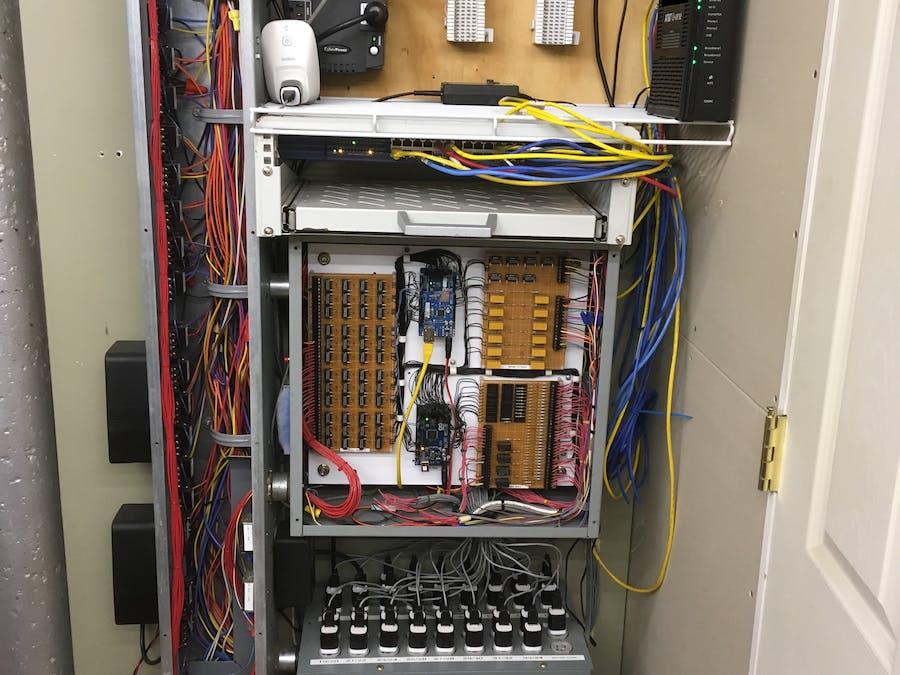 Uitzonderlijk Arduino Home Automation - Arduino Project Hub &UF69
