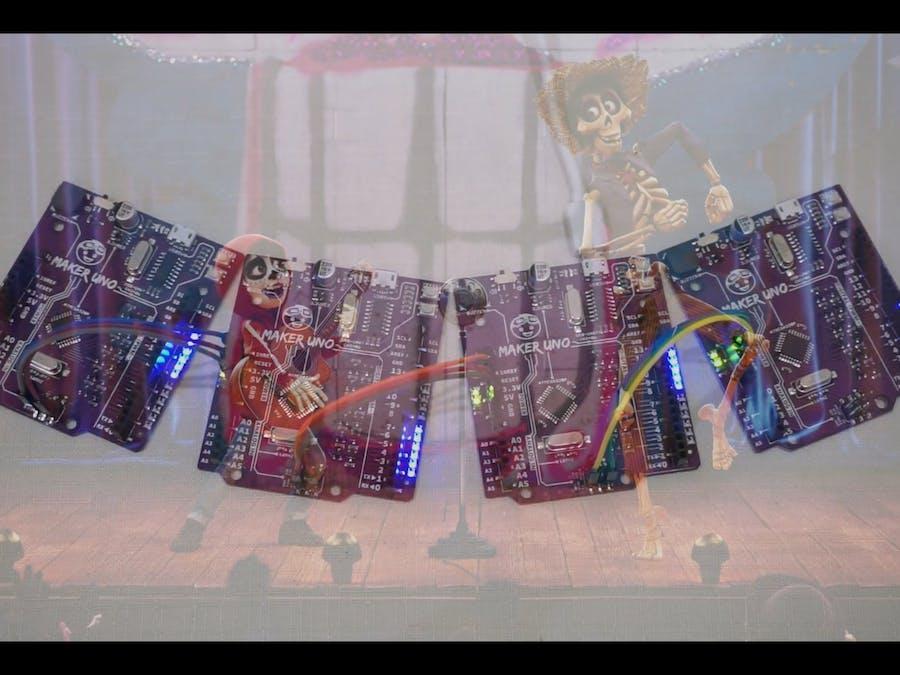 Arduino Harmonic Melody - Un Poco Loco