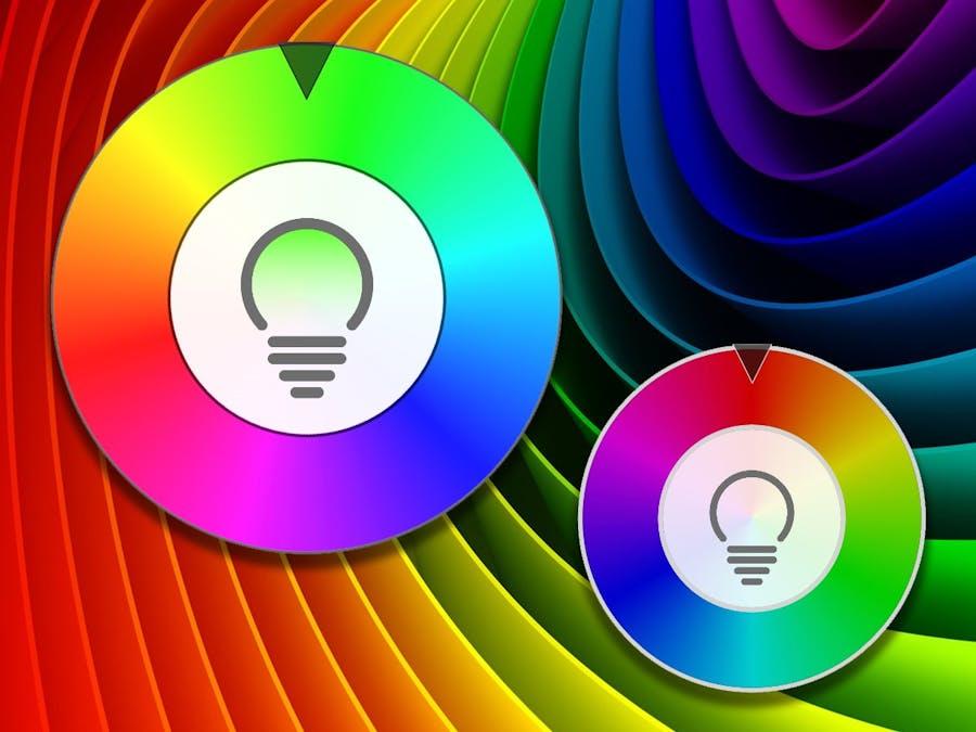 Windows 10 UWP Color Picker