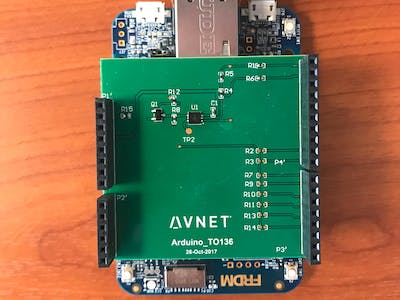 TLS for IoT devices connected to AWS using TO136 SE