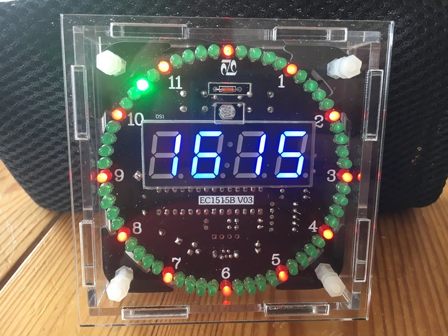Another Clock Project Ec1515b V03 Hackster Io