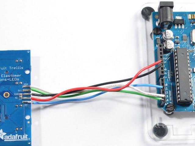 Gaming Keypad Using Thrilles - Arduino Project Hub