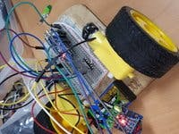 Software Serial Bluetooth RC Car