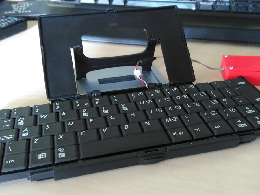 HP Compaq IPAQ G750 Keyboard to USB