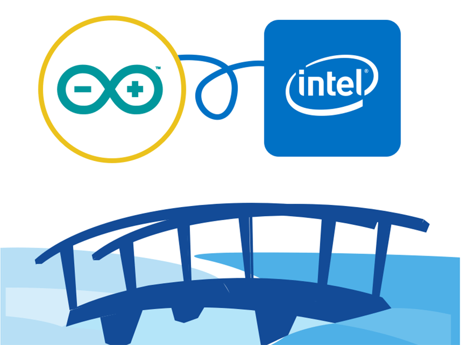 Export Arduino Create Project To Intel® System Studio 2018