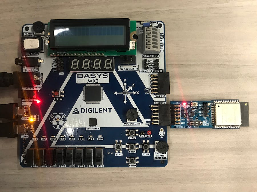 Remotely Controlled Microcontroller From a Browser - Hackster io