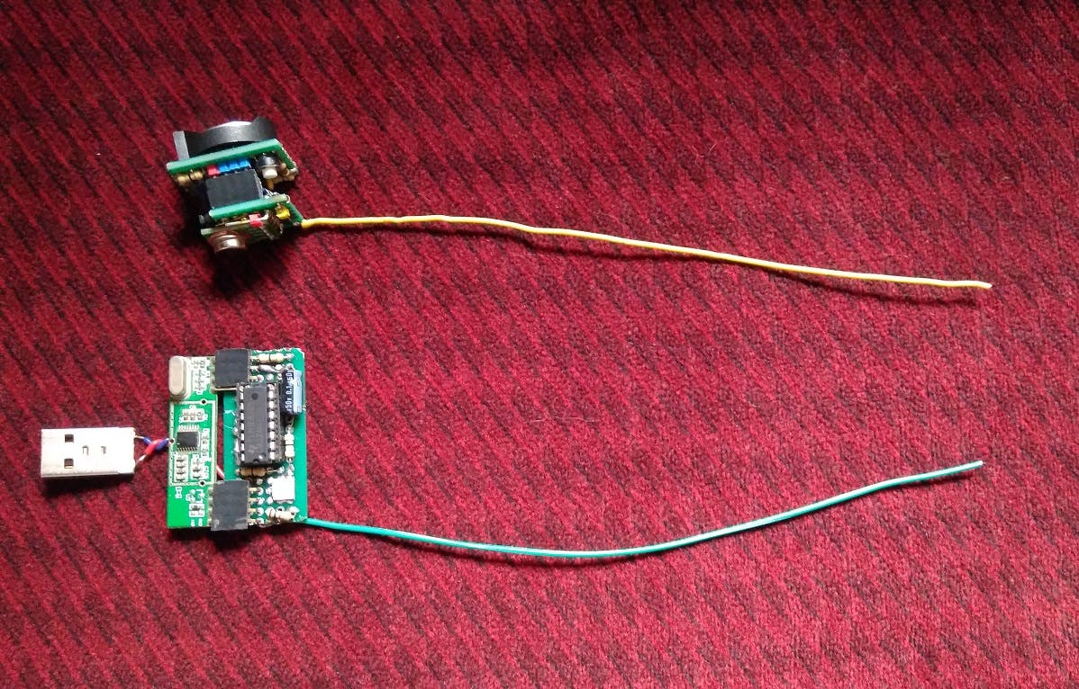 modules with antenna soldered