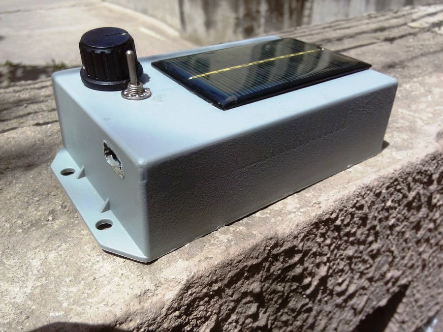 UPDATED: Solar Power Station for Arduino