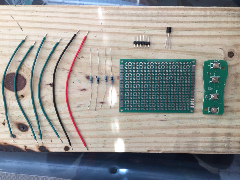 Circuit parts