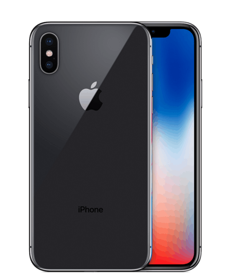 Iphone x gray select 2017