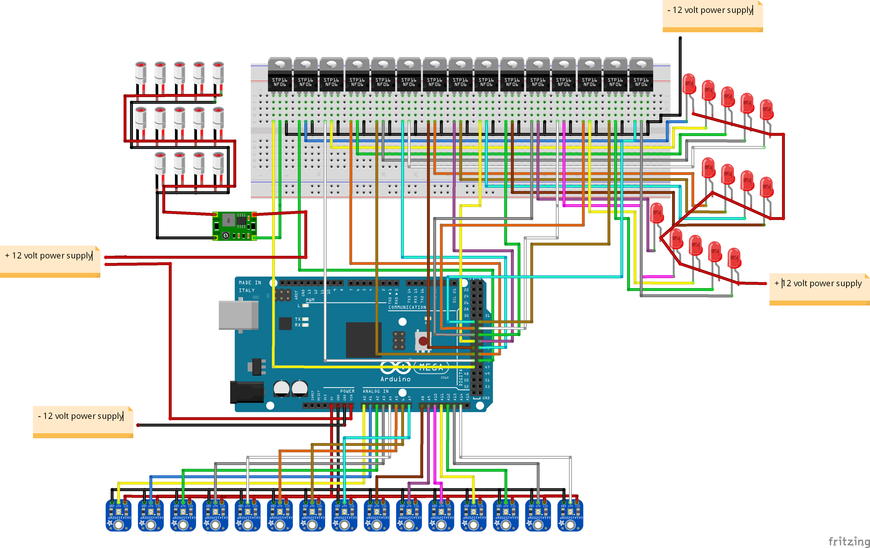 Circuit Diagram Of Staircase Light Switch