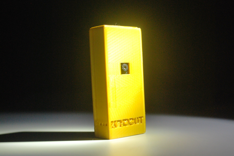 The Golden Kindbot