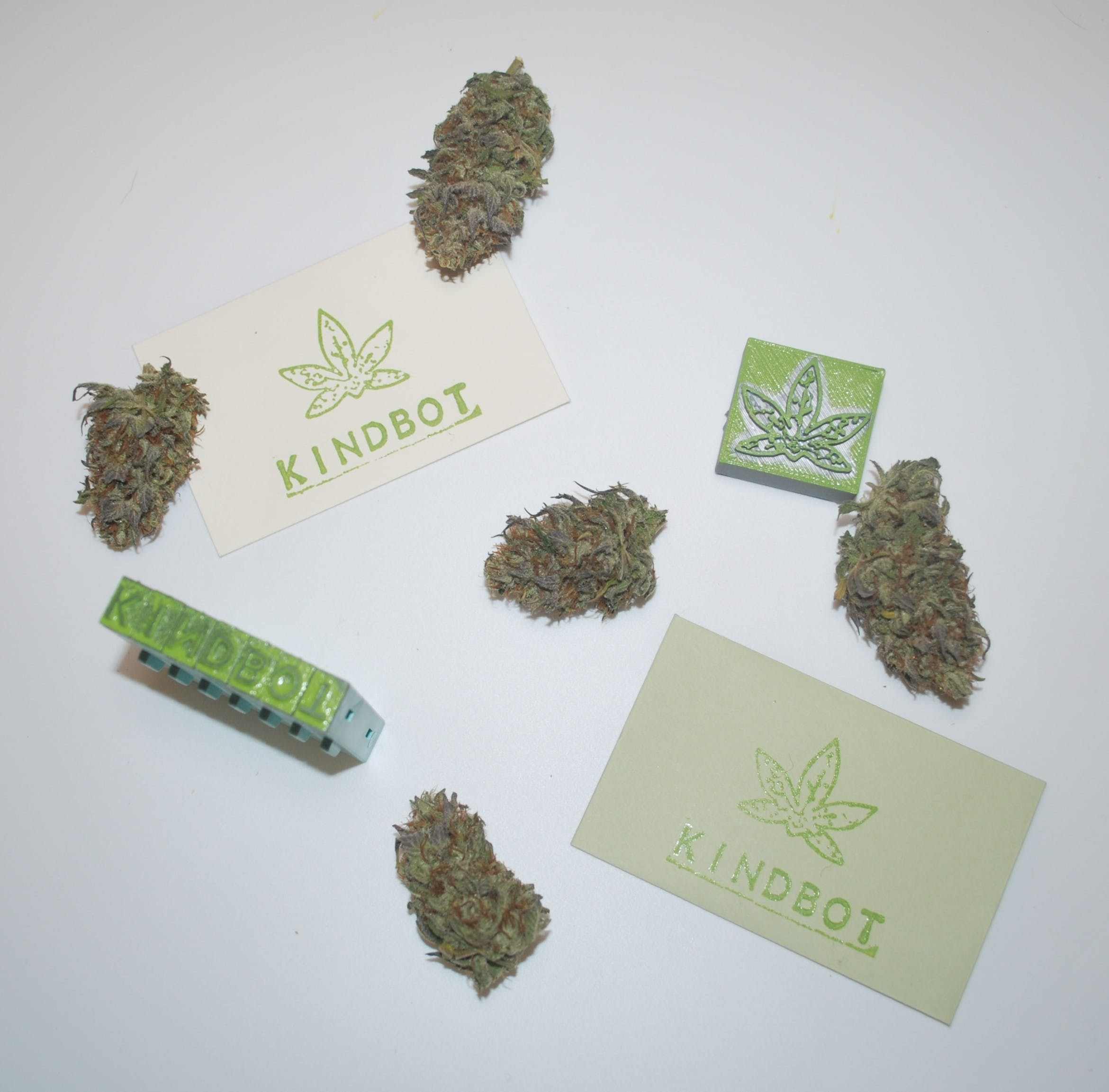 Did someone say organic, pesticide-free weed?