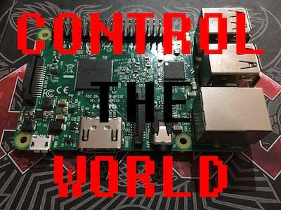 how to make a python web server