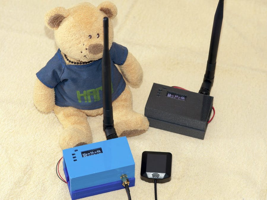 The Things Network Node For TTNmapper With GPS