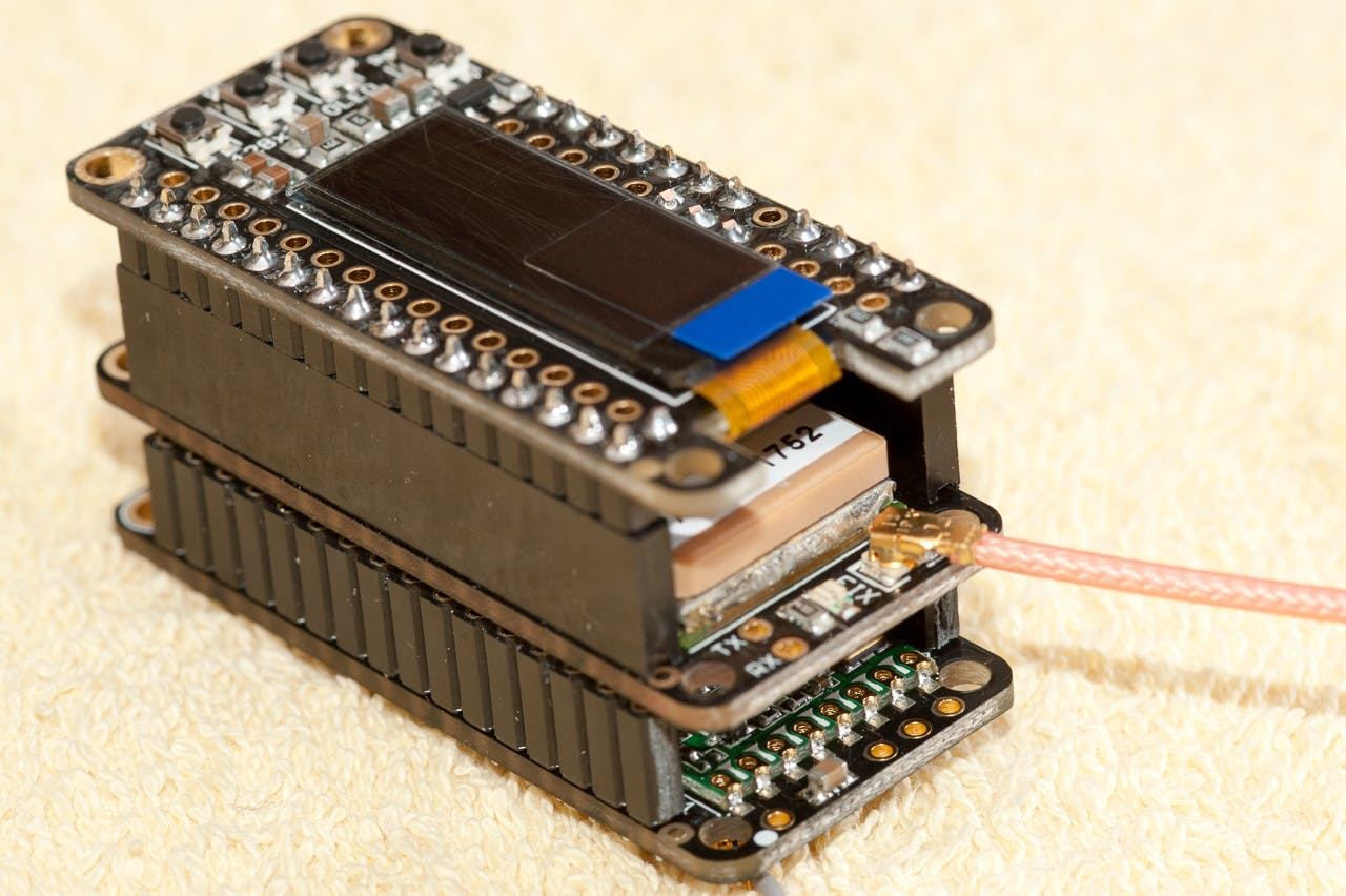 The Things Network Node For TTNmapper With GPS - Hackster io