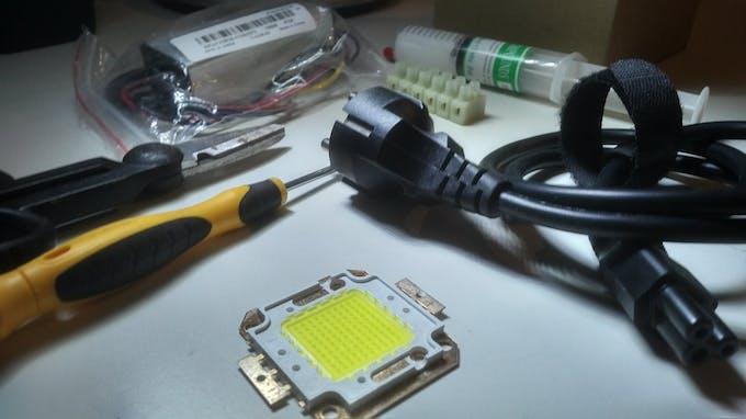 Spotlight materials.