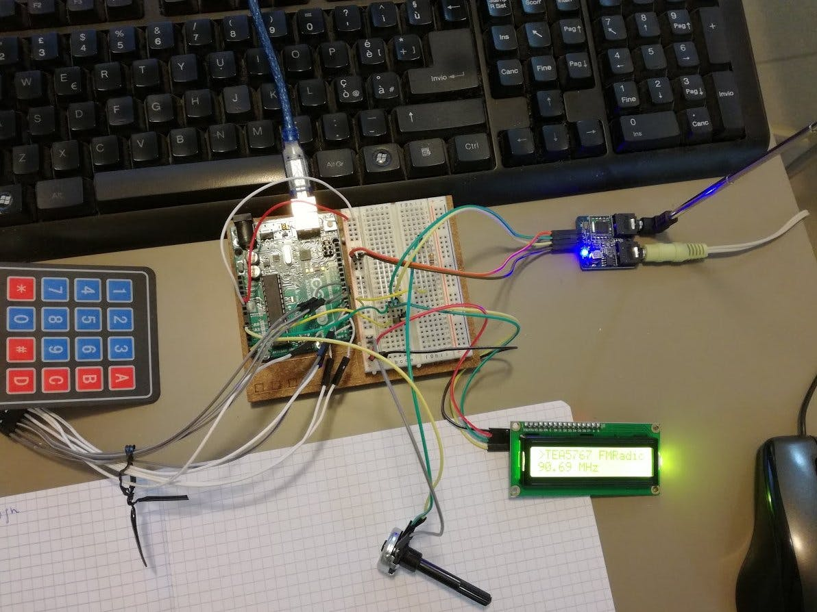 New TEA5767 Sketches to Make an FM Radio with Arduino