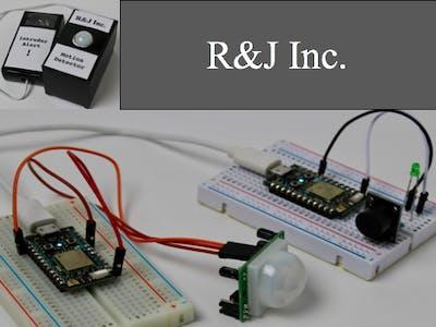 R&J Motion Detector