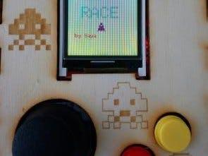 Ingegno Retro Games Console