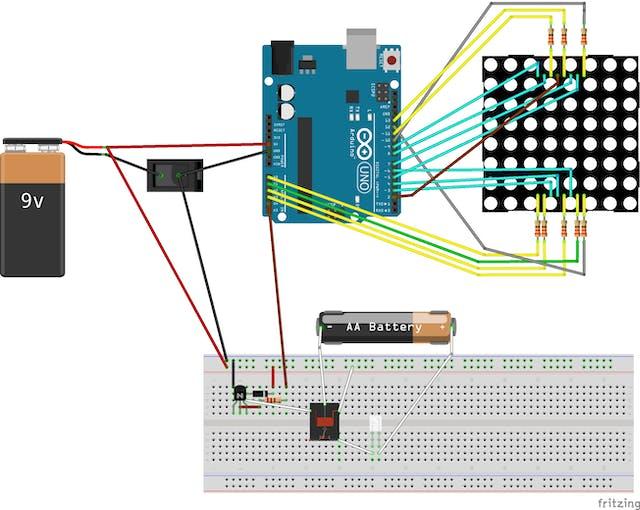 Full circuit diagram