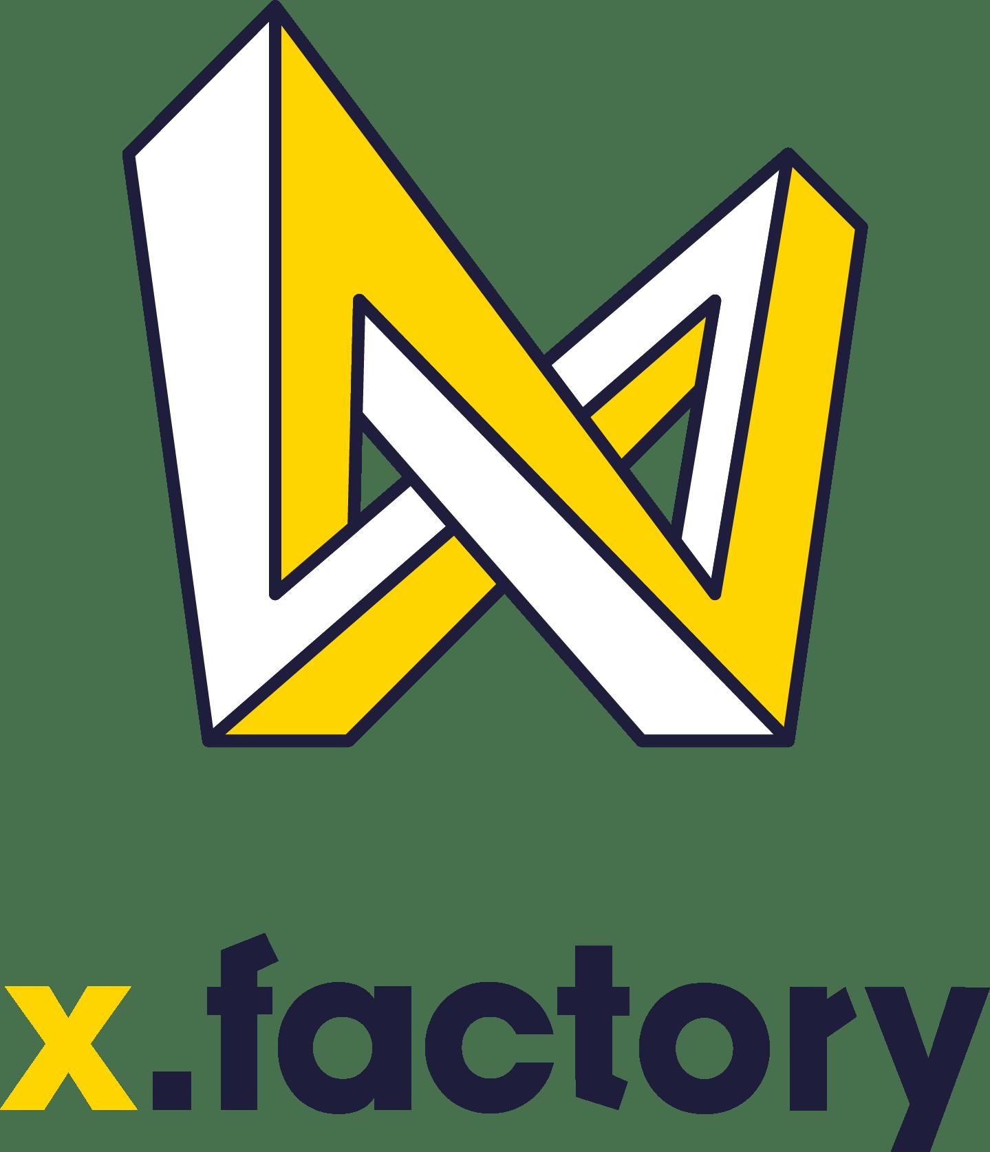 X factory logo nbnceps36p