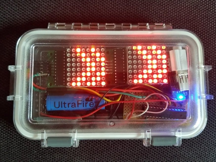 Bluetooth-Enabled Bicycle Turn Signal