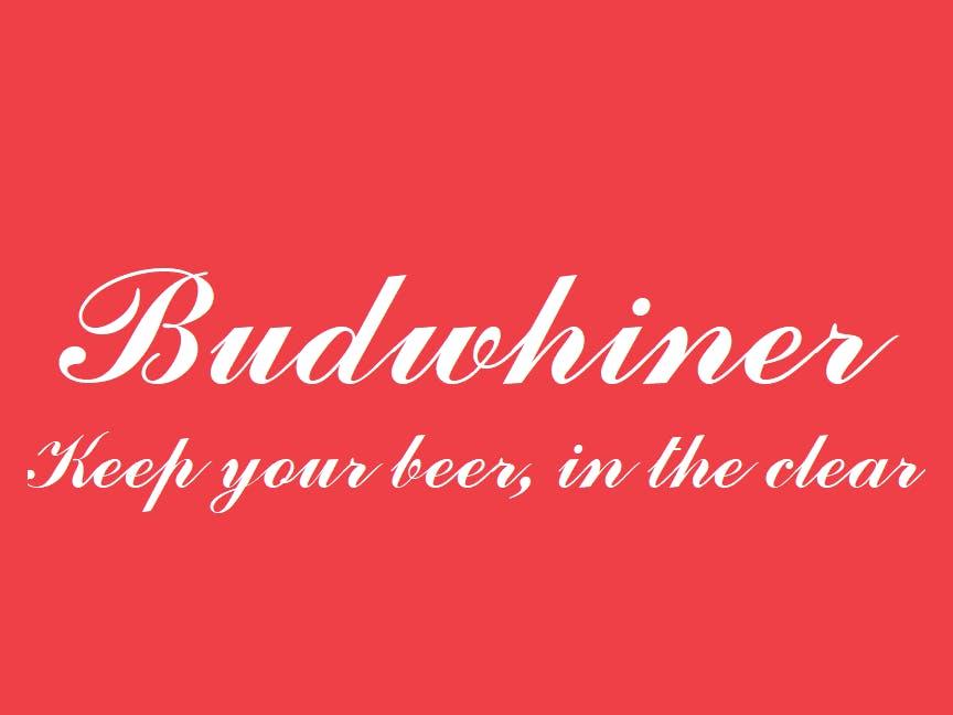 Budwhiner
