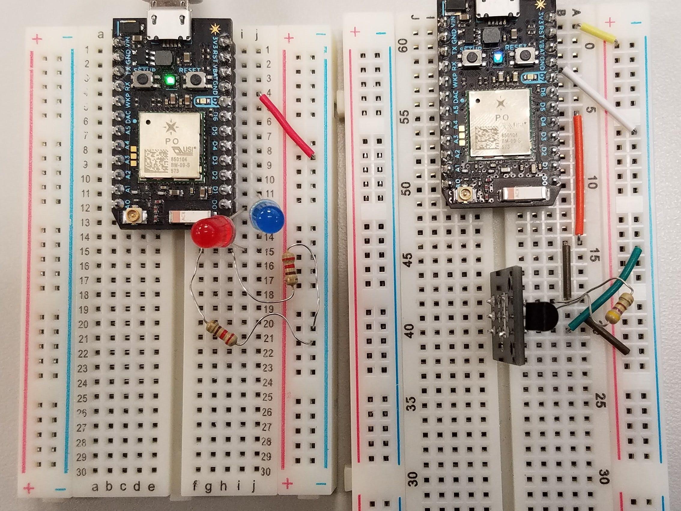 SouthainTemp: MEGR 3171 IOT Project