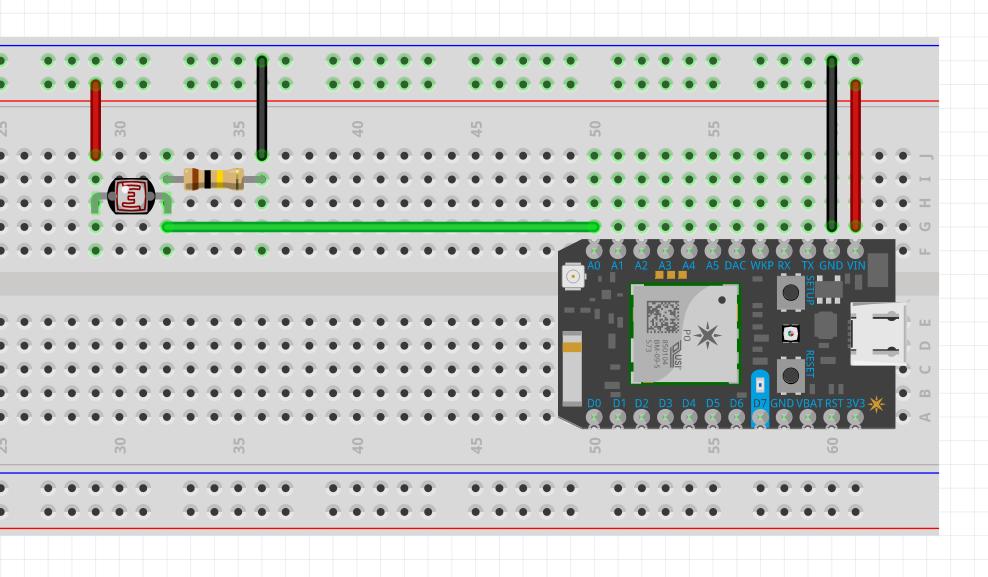 Light sensor 72mdapdrvj