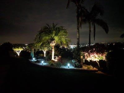 Smart Garden Light Controller with Sonoff