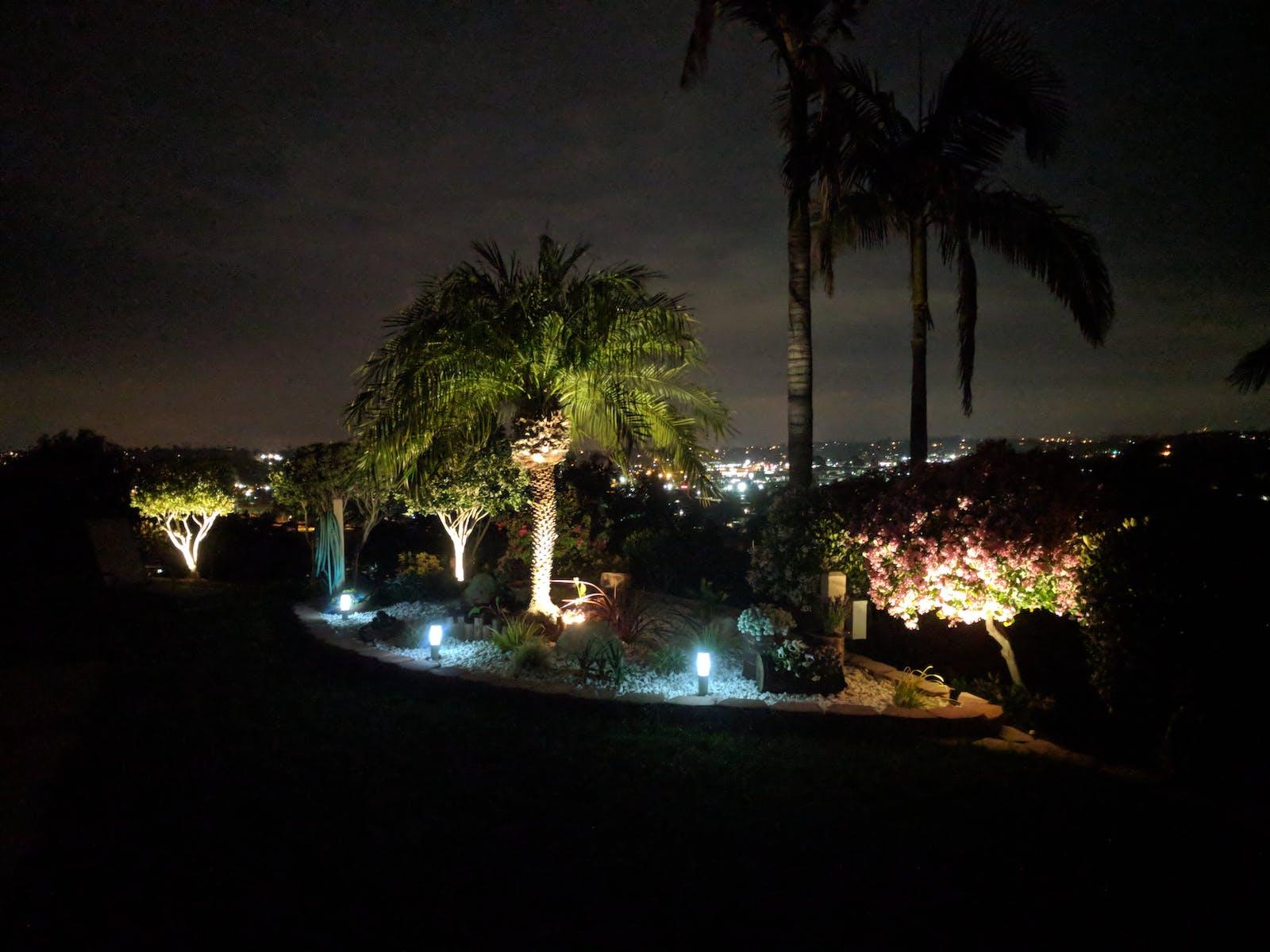 Smart Garden Light Controller With Sonoff Hackster Io