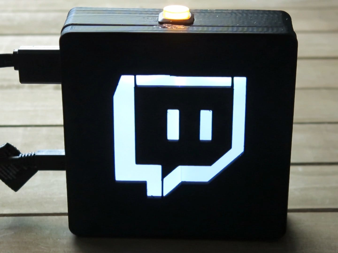 Raspberry Pi Twitch-O-Matic