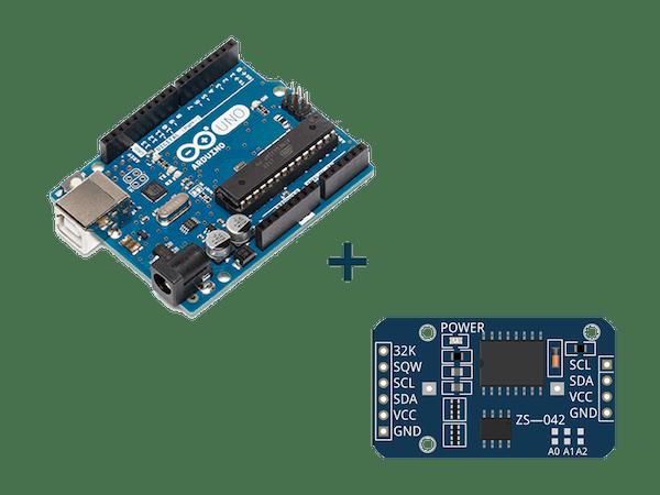 Learn interfacing ds rtc module in arduino hackster