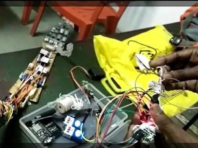 Hummanoid robot