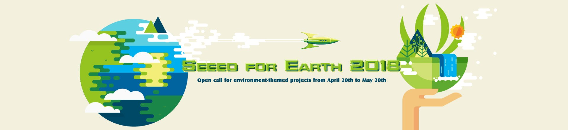 Seeed for Earth 2018
