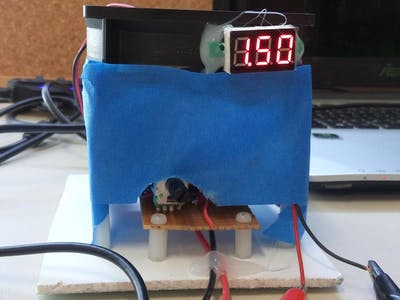 Power Supply Dummy Load