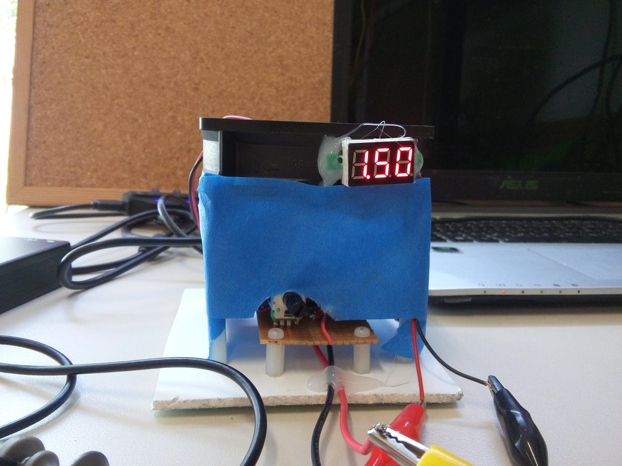 Power Supply Dummy Load Circuit Constant Current Schema