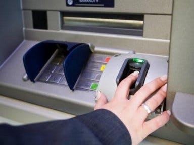 Biometric atm rnt4plnoqf