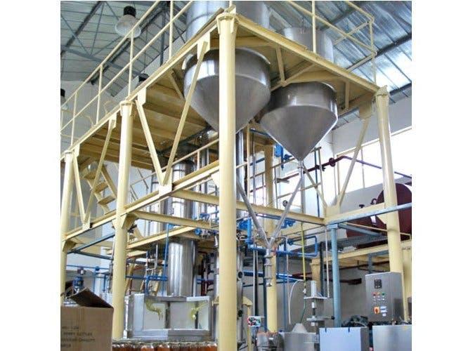 Honey processing plant wipecl9nqj