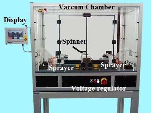 Electrospinning system qodeu7kw1k