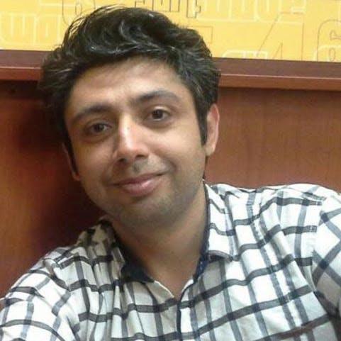 Seyed Saeed Kouzehgari