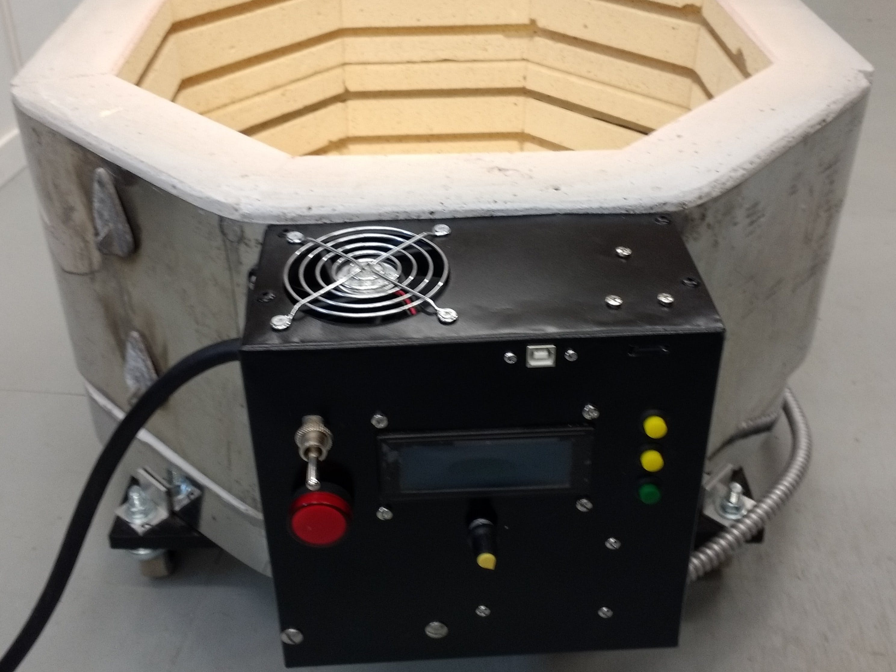 Electric Kiln Controller