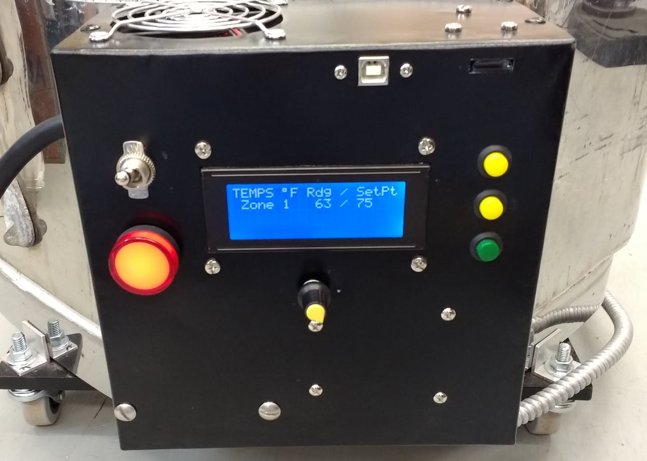 Electric Kiln Controller Arduino Project Hub Pid Wiring Diagram